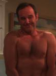 clark gregg shirtless