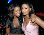 Gabrielle Union and Sanaa Lathan