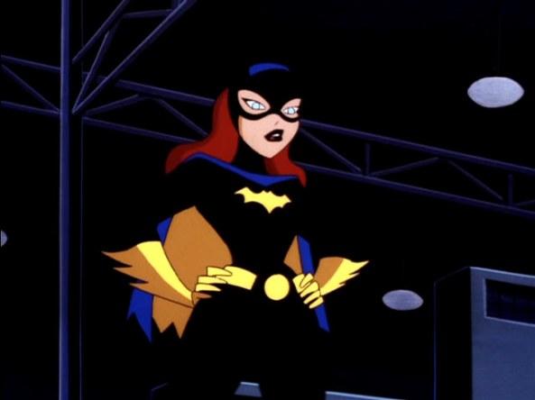 Batgirlanimated