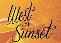 west of sunset cover photo
