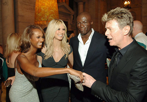 2005 CFDA Fashion Awards - Inside Arrivals