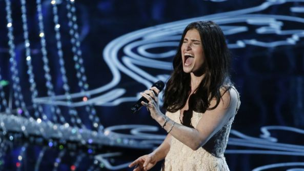 idina menzel singing reuters