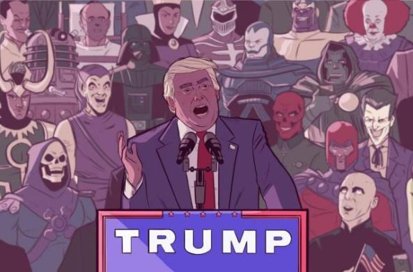 trump_cartoon_villain