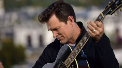 Chris Isaak's new album, First Comes The Night, comes out Nov. 13.